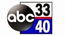ABC 33 40 logo