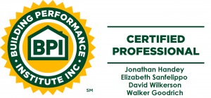 BPI Certified Professional Logo