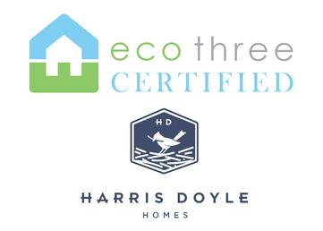 Eco Three Certified Program with Harris Doyle Homes