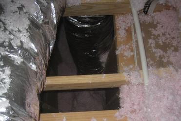 Not enough insulation in attic