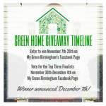 2015 Green Home Giveaway