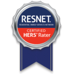 HERS Rater Credential Badge